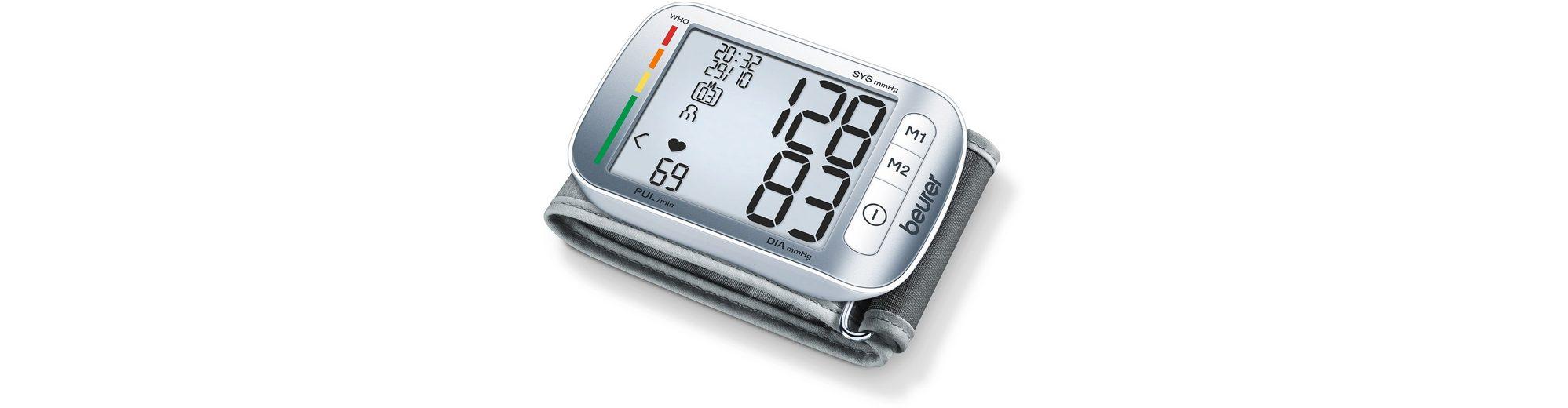 Beurer Handgelenk- Blutdruckmessgerät BC 50