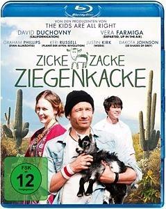 Blu-ray »Zicke Zacke Ziegenkacke«
