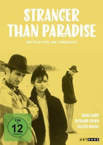 DVD »Stranger than Paradise (OmU)«
