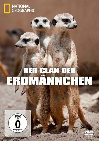 DVD »National Geographic - Der Clan der Erdmännchen«
