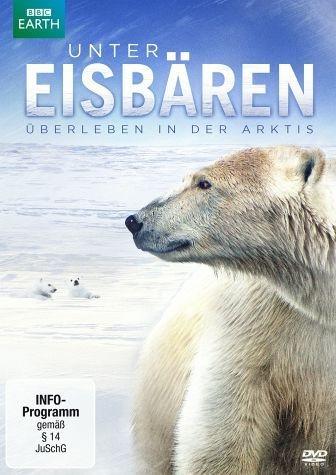 DVD »Unter Eisbären - Überleben in der Arktis«