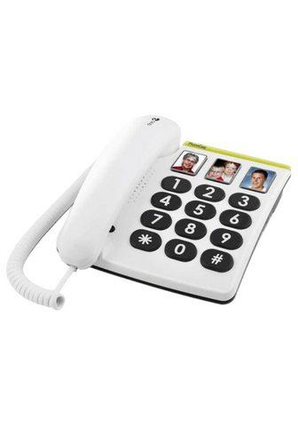 DORO Telefonas analog schnurgebunden »Großt...