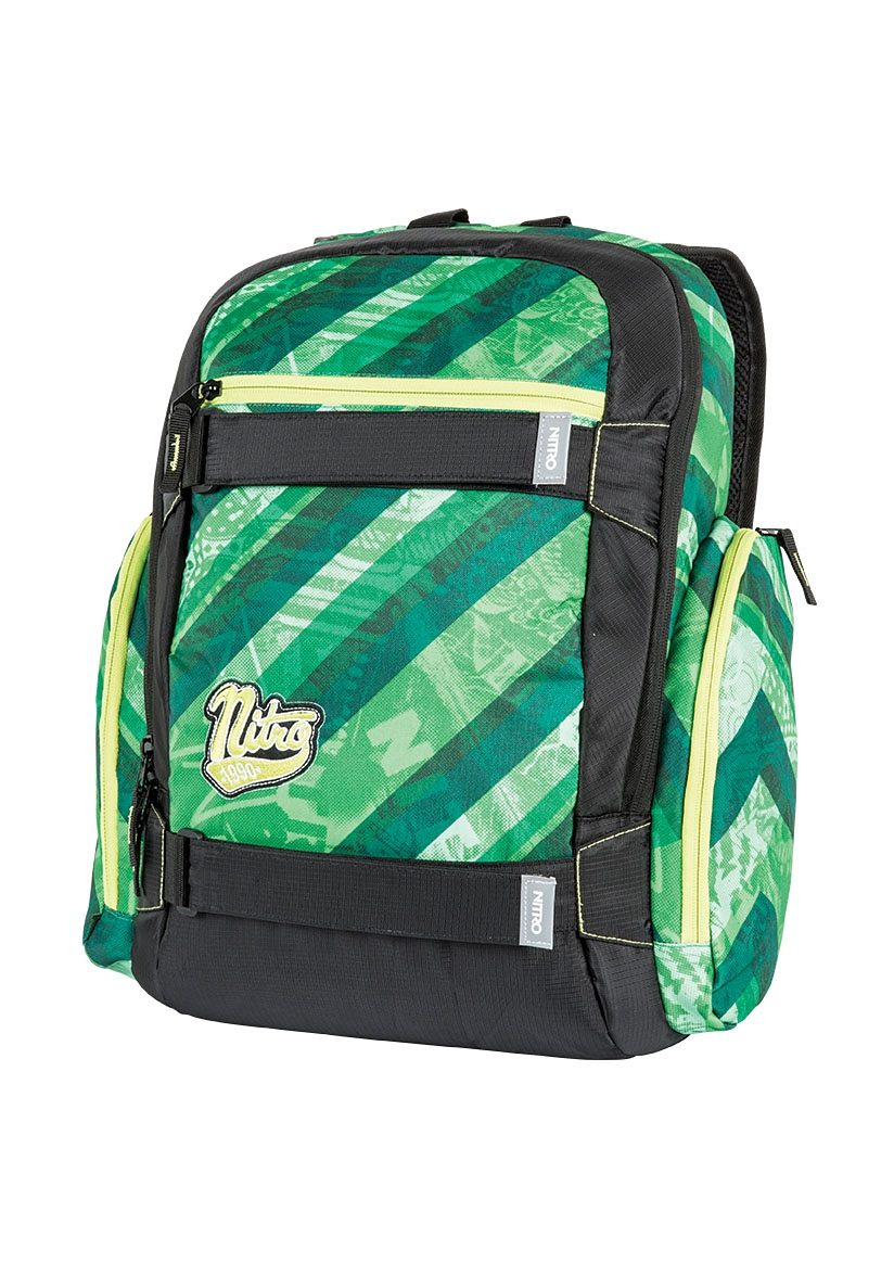 Nitro Schulrucksack, »Local - Wicked Green«