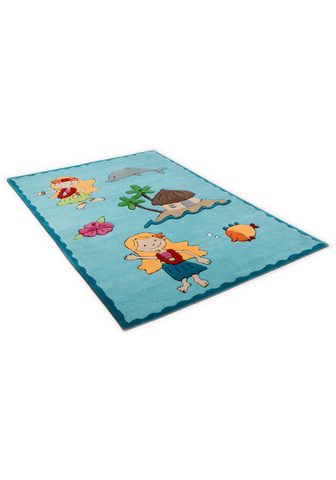 THEKO Vaikiškas kilimas »Maya« rechteckig au...