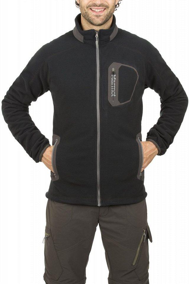 Marmot Outdoorjacke »Alpinist Tech Jacket Men« in schwarz