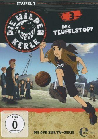 DVD »Die Wilden Kerle 3 - Der Teufelstopf«