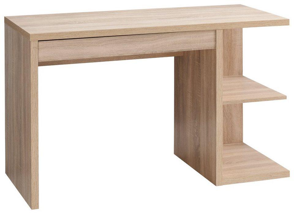 HMW Schreibtisch »Kimi« in eichefarben