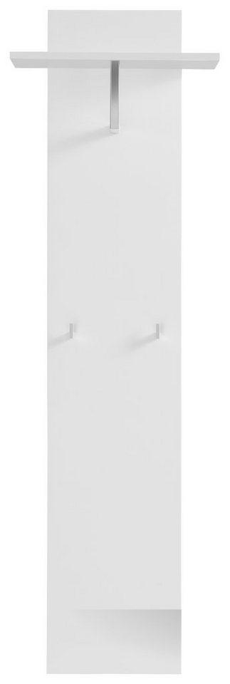 Wandpaneel, HMW, »Spazio« in weiß
