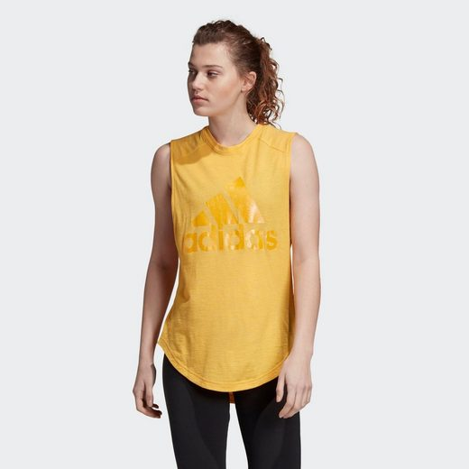 adidas Performance Funktionstop »ID Winners Muscle Shirt«