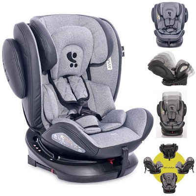 Lorelli Autokindersitz »Kindersitz Aviator SPS Isofix Gruppe 0+/1/2/3«, 9.7 kg, (0 - 36 kg) 0 - 12 Jahre