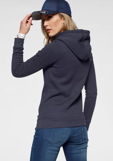 Arizona Kapuzensweatshirt im Colorblockingstyle
