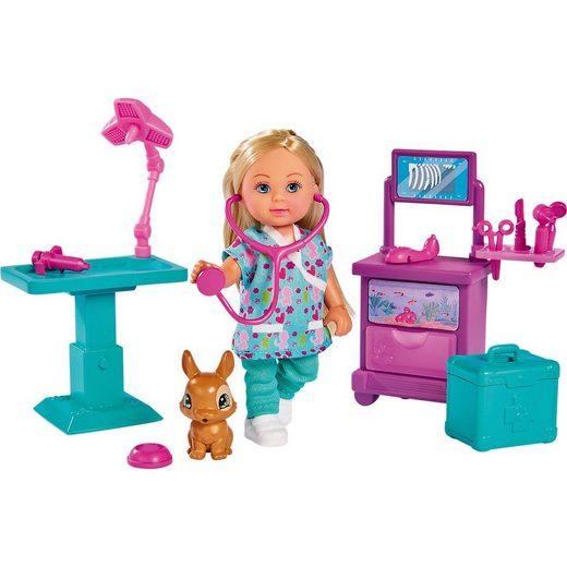 SIMBA Puppenkleidung »Evi LOVE Doktor Evi Klinik«