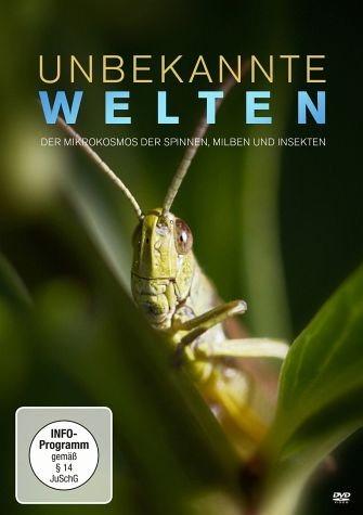 DVD »Unbekannte Welten - Der Mikrokosmos der...«