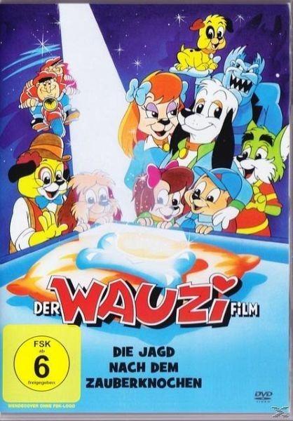 DVD »Der Wauzi-Film - Auf der Jagd nach dem...«