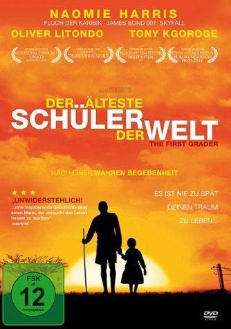 DVD »Der älteste Schüler der Welt - The First Grader«