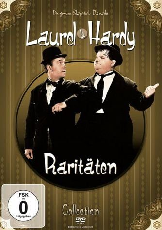 DVD »Laurel & Hardy - Raritäten«