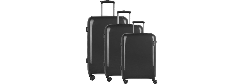 d & n Travel Line 8200 4-Rollen Trolley-Set 3-tlg.