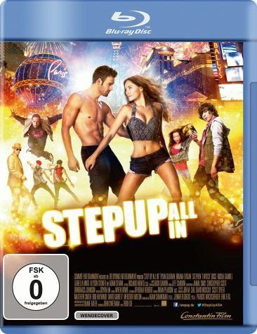 Blu-ray »Step Up: All In«