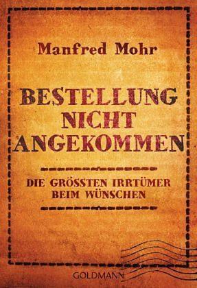 Broschiertes Buch »Bestellung nicht angekommen«