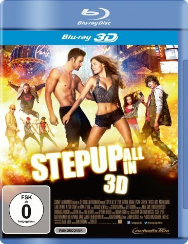 Blu-ray »Step Up: All in 3D«