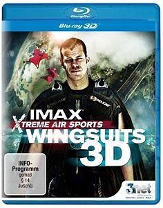 Blu-ray »Wingsuits 3D - IMAX Xtreme Air Sports (Blu-ray...«