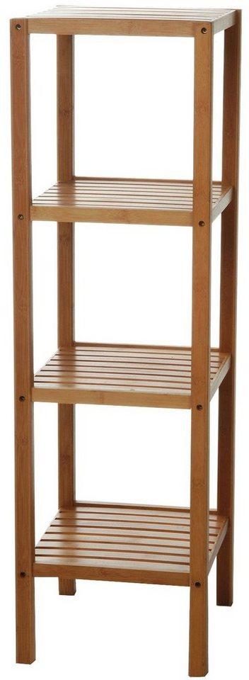 badregal bambus breite 34 cm online kaufen otto. Black Bedroom Furniture Sets. Home Design Ideas