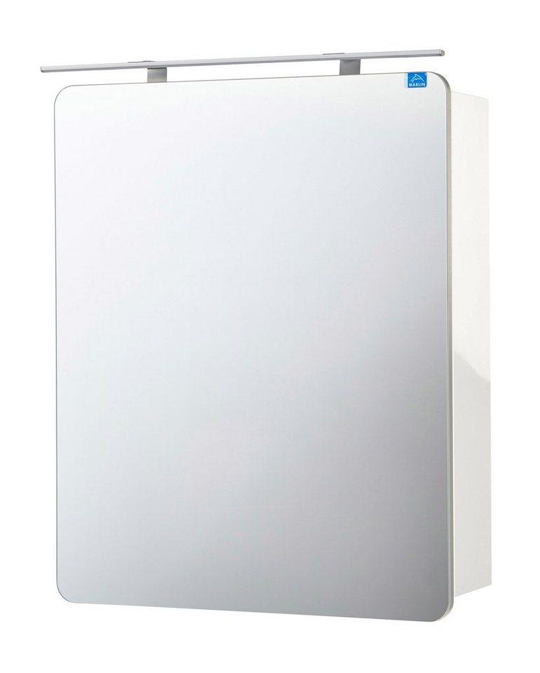 Spiegelschrank »OPTIpremio 2040« 60 cm in weiß