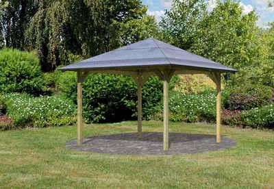 Relativ Holzpavillon online kaufen » Pavillon aus Holz | OTTO OM06