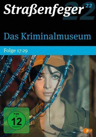 DVD »Das Kriminalmuseum II - Folge 17-29 (6 Discs)«