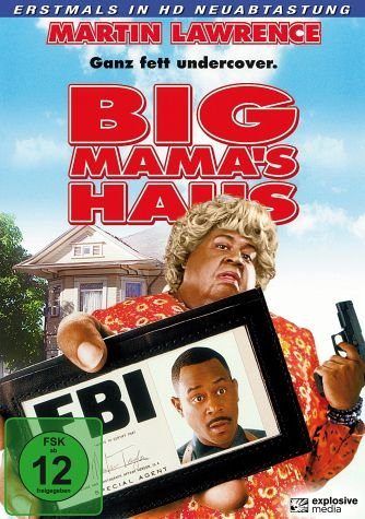 DVD »Big Mamas Haus«