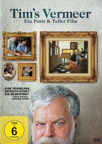 DVD »Tim's Vermeer«