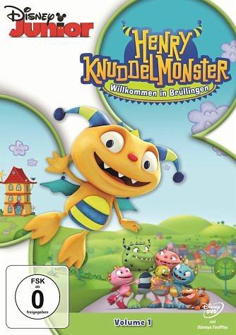 DVD »Henry Knuddelmonster - Willkommen in...«