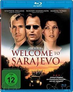 Blu-ray »Welcome to Sarajevo«