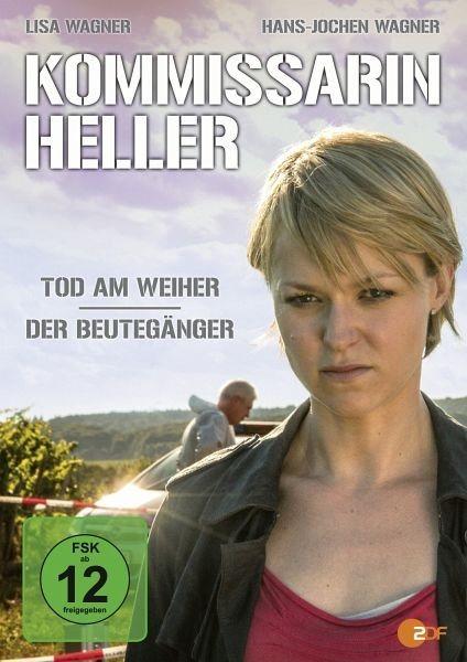DVD »Kommissarin Heller: Tod am Weiher / Der...«