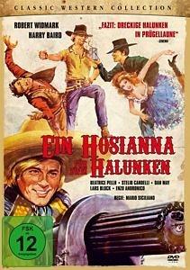 DVD »Ein Hosianna für zwei Halunken«