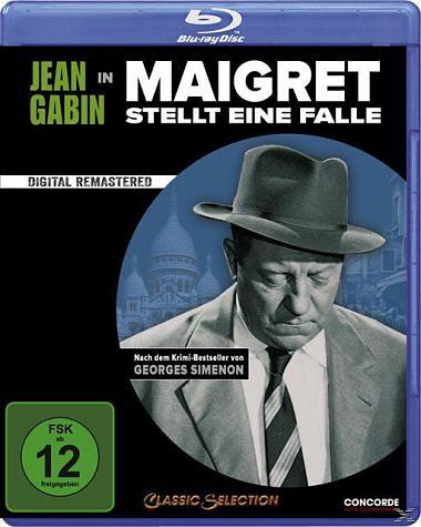 Blu-ray »Maigret stellt eine Falle«