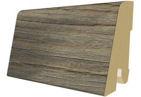 Megafloor Sockelleisten passend zum Laminat »Megafloor cork+«, pinie Nachbildung
