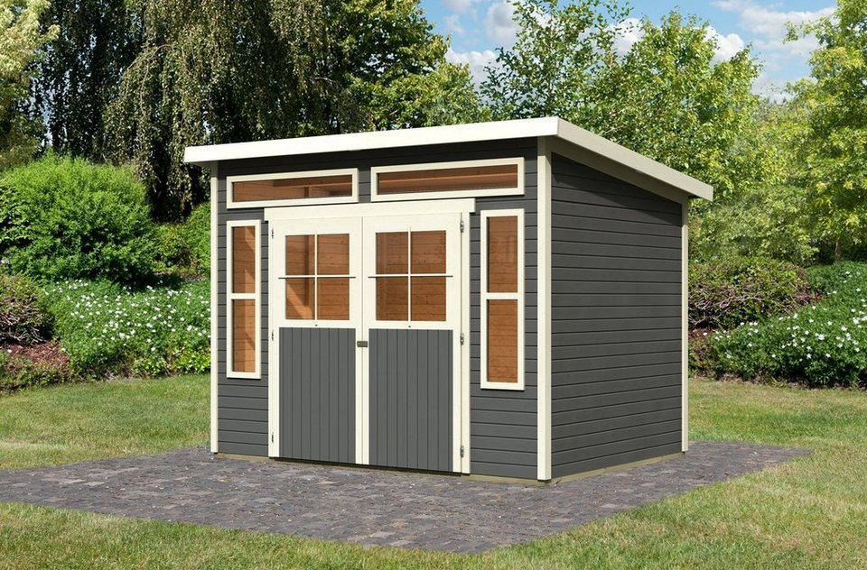farbe fr gartenhaus elegant gartenhaus home fice planen. Black Bedroom Furniture Sets. Home Design Ideas