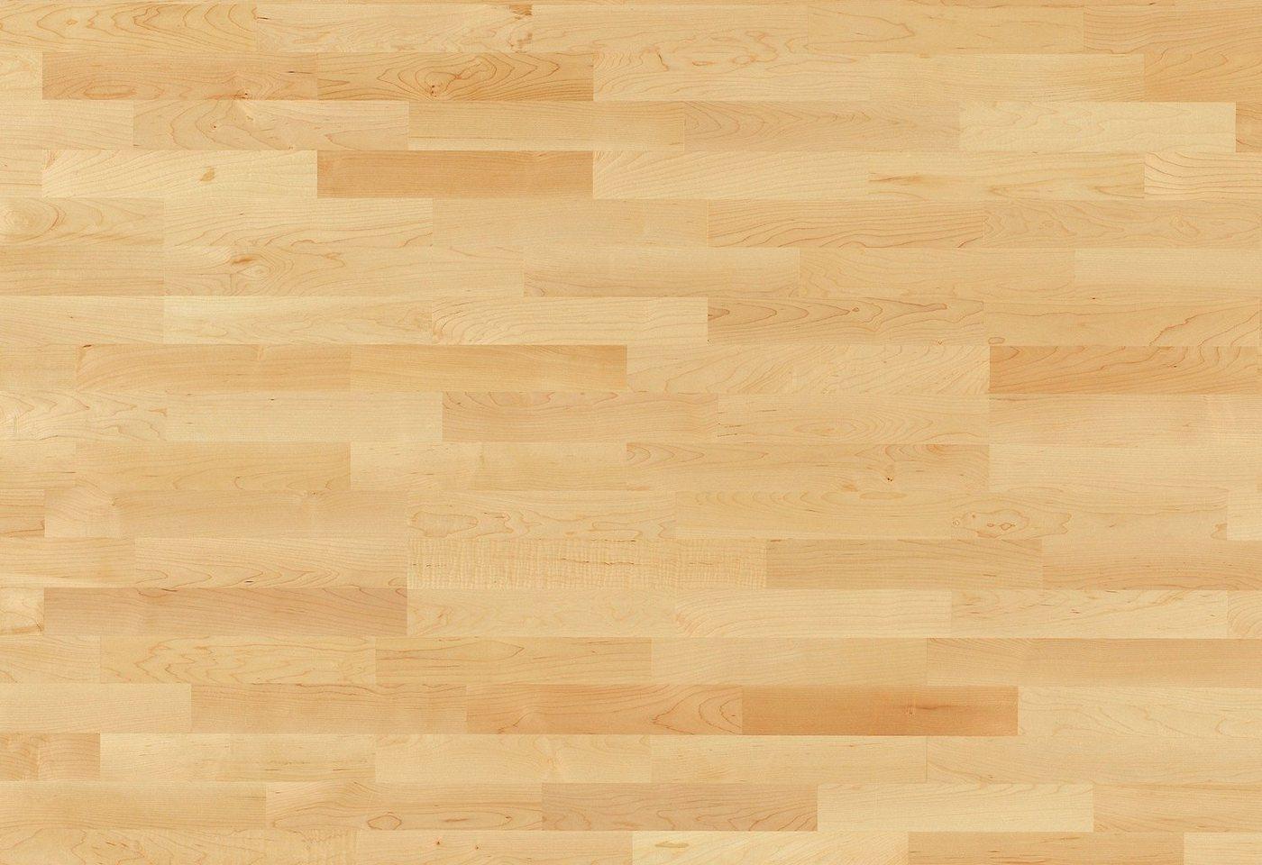 PARADOR Parkett »Basic, kanadischer ahorn SB« | Baumarkt > Bodenbeläge > Parkett | Braun | PARADOR
