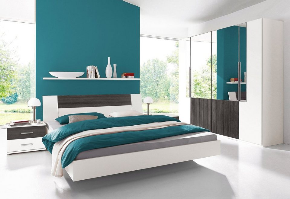 entzcken schlafzimmer bilder schwarz wei unterredung - Fantastisch Heimwerken Entzuckend Schlafzimmer Set Weiss Idee