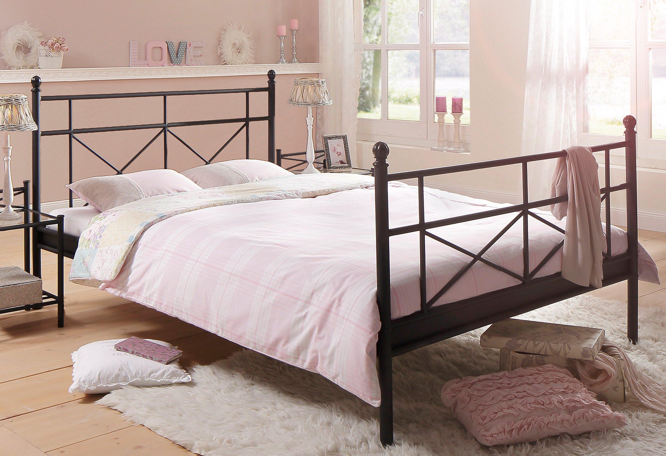Metallbett, Home affaire, »Thora« | Schlafzimmer > Betten > Metallbetten | Home affaire