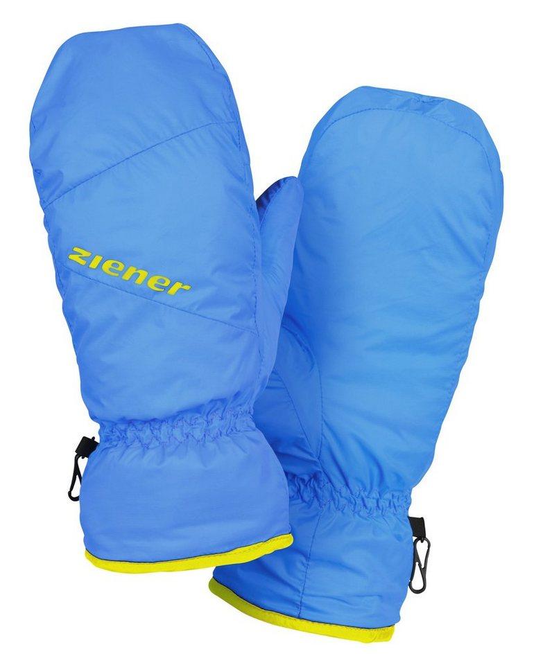 Ziener Handschuh »XINTIME MITTEN glove all mountain« in kings blue