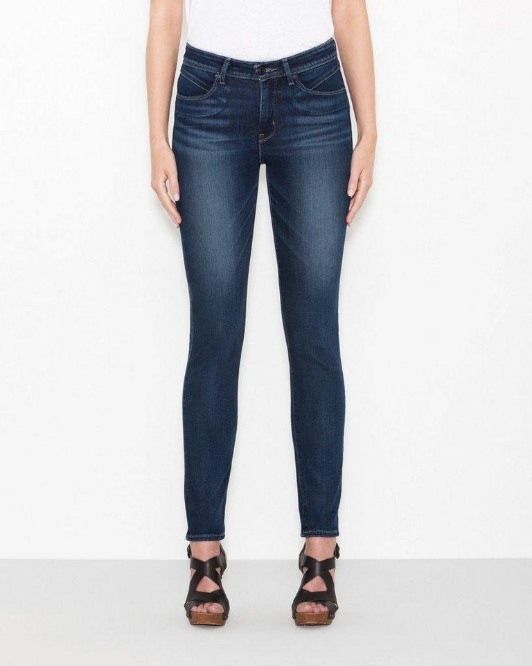 Levi's® Jeans »Low Revel Demi Curve Straight Jeans« in RETRO DARK