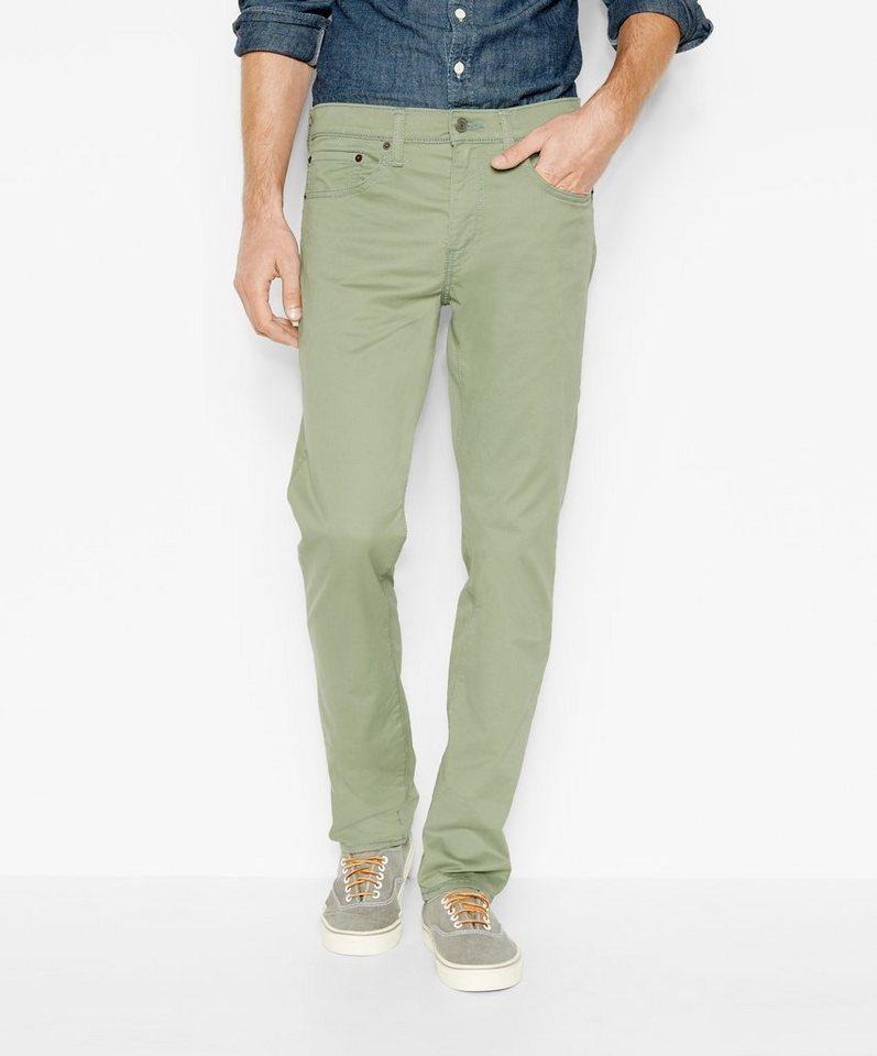 Levi's® Hose »511™ Slim Fit Pants« in Dried Leaf