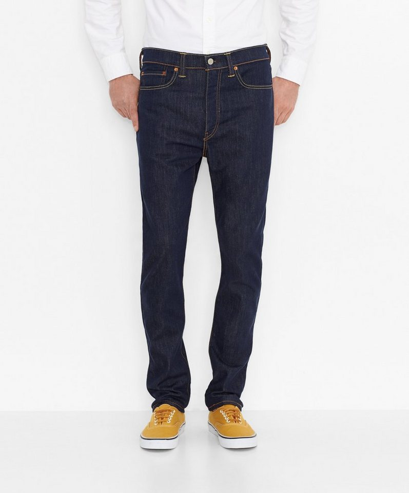Levi's® Tapered-fit-Jeans »522™« in Bib Bend