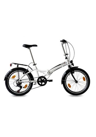 Велосипед складной »Foldo Alloy&...