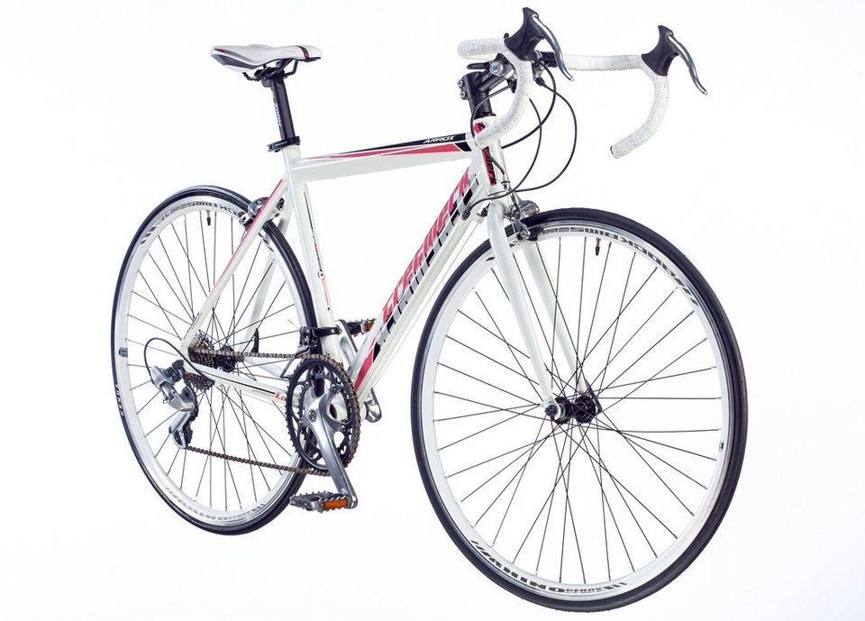 Rennrad »71,12 cm (28 Zoll), versch. Rahmenhöhen« in weiß