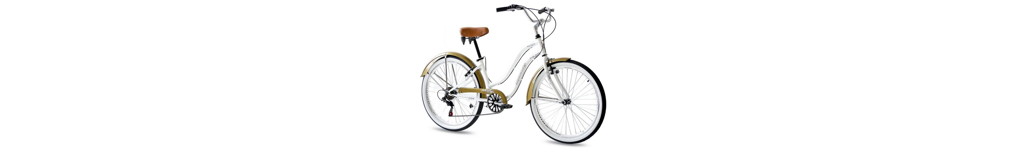 Beachcruiser »ALOHA Lady 2.0«, 26 Zoll, 6 Gang, V-Bremsen