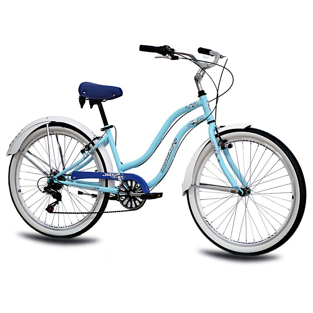 KCP Beachcruiser »ALOHA Lady 2.0 (26 Zoll)«