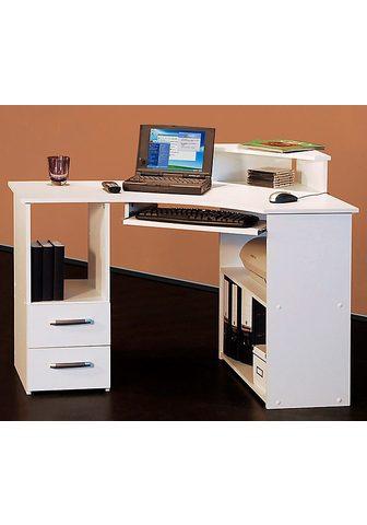 Rašomasis stalas »4505-02« su Tastatur...